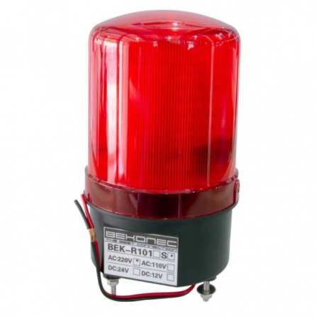 Đèn cảnh báo LED không còi