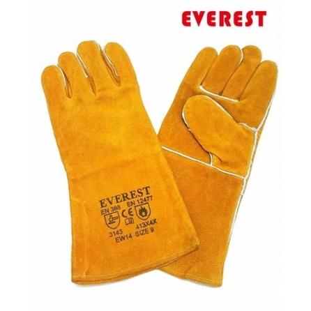 Găng tay da hàn Everest EW14