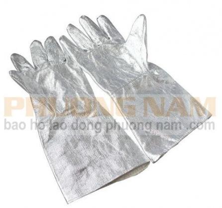 Găng tay chịu nhiệt 300 độ chống cháy