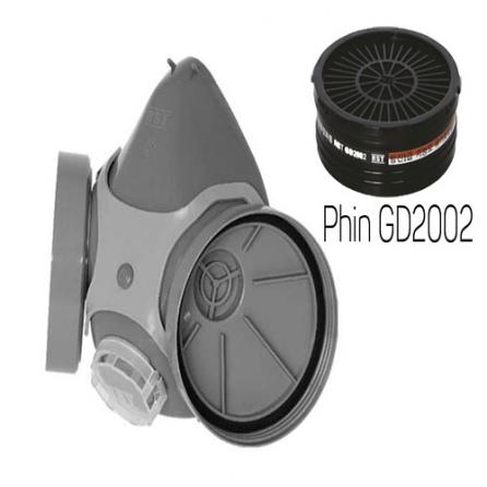 Mặt nạ phòng độc Restech RM 3000 - GD2002