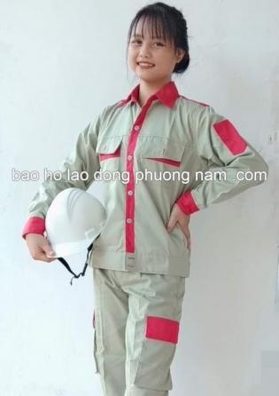 May quần áo công nhân tphcm