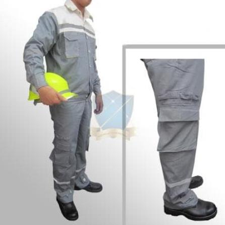 Quần áo bảo hộ phối màu Pangrim 2721