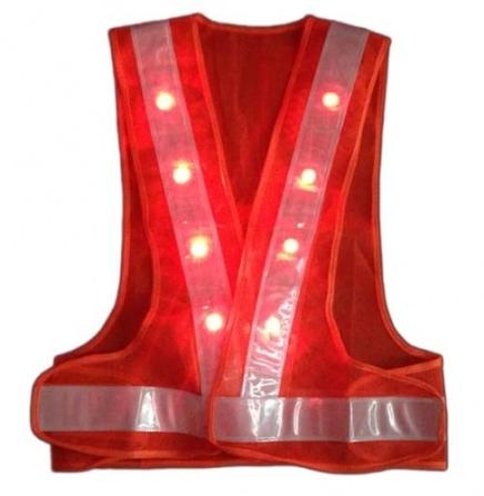 Áo phản quang có đèn led