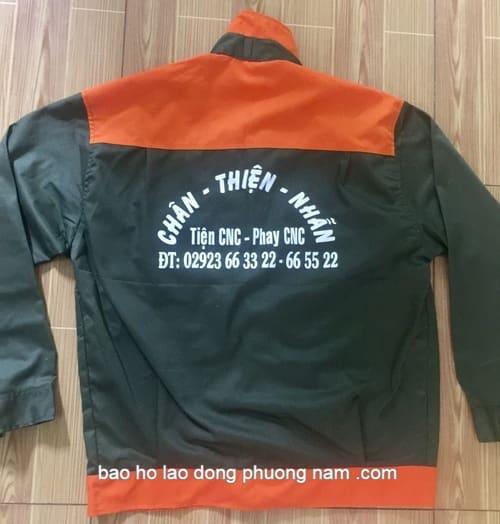 áo bảo hộ công nhân in ở quận 9