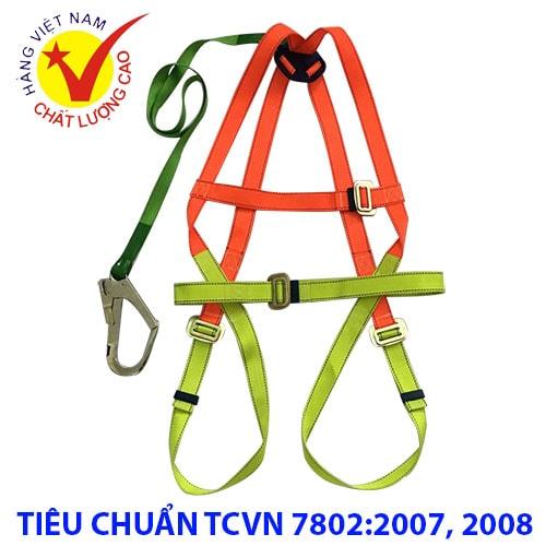 Dây an toàn toàn thân 1 móc Nhật Quang