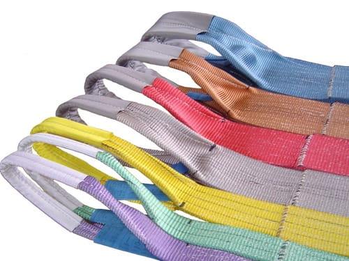 dây bẹ cẩu hàng bằng vải