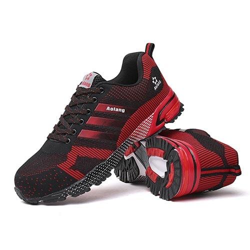 Giày bảo hộ Aolang Red