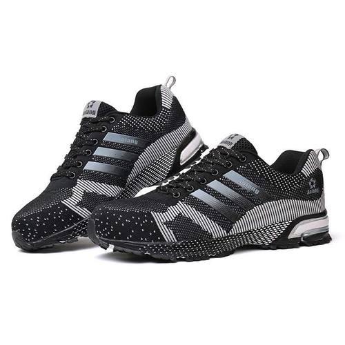 Giày bảo hộ Aolang Black