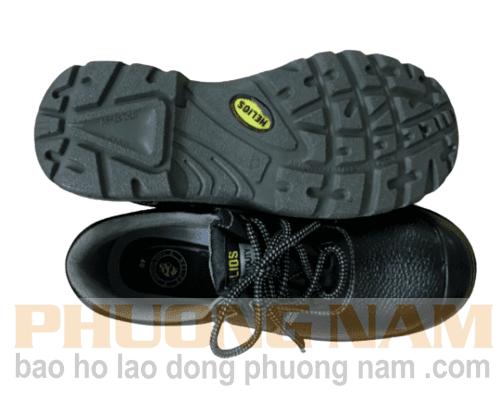 giày bảo hộ đế chống đinh mũi thép helios s3