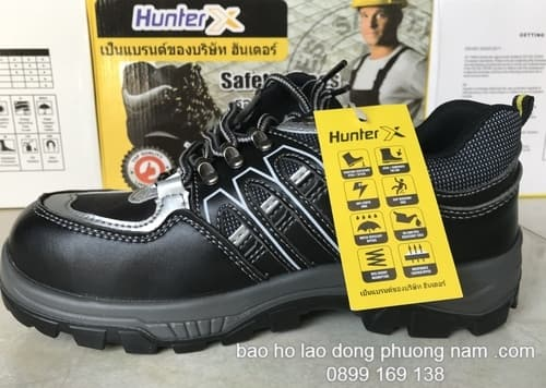 Giày bảo hộ Hunter X 2019