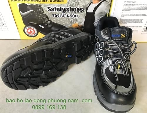 Giay bao ho hunter thai lan 2019