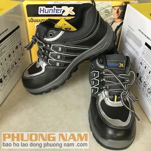 Giày bảo hộ thái lan Hunter X 2019