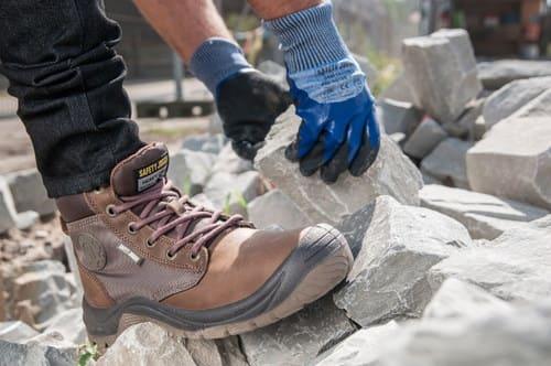 giày bảo hộ jogger darkar cao cổ