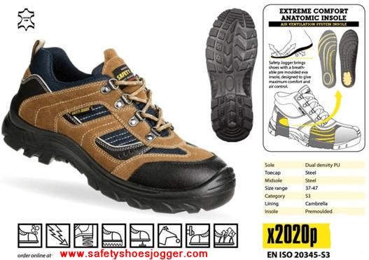 Giày safety Jogger X2020P S3