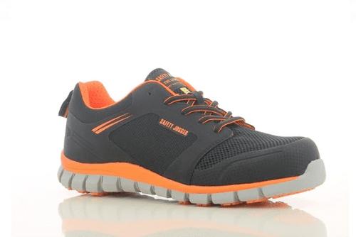 Giày bảo hộ Jogger Ligero màu cam
