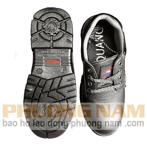 Giày bảo hộ nhật quang chống trơn trượt, mũi thép đế thép
