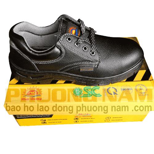 giày bảo hộ Nhật Quang lao động cho công nhân tại tphcm