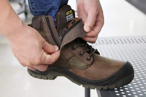 Giày bảo hộ Jogger Rush S3 cao cổ