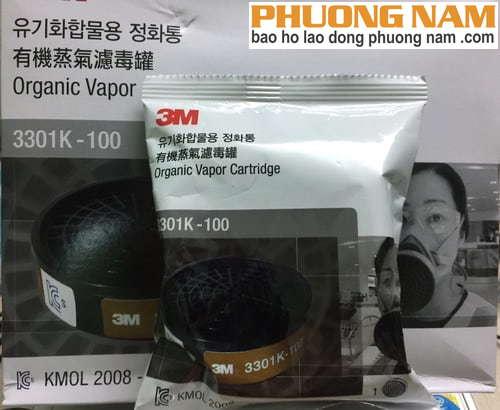 Phin lọc 3M 3301K-100 chính hãng